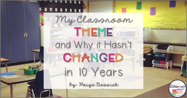 Classroom Ideas Year 7 ~ My classroom theme why it hasn t changed in years
