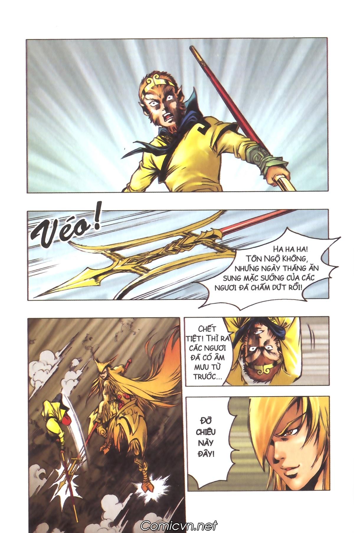 Tây Du Ký màu - Chapter 122 - Pic 17