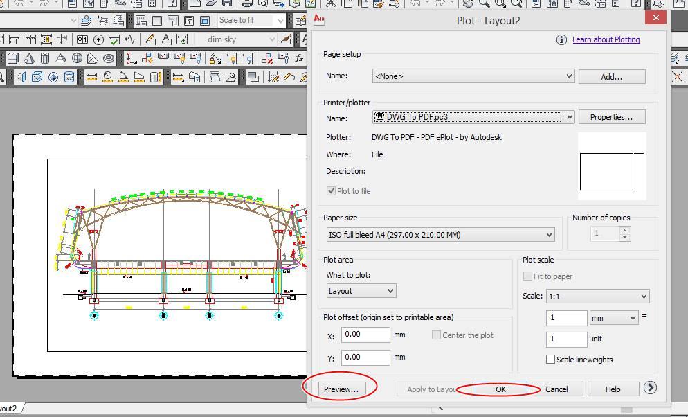 Cara Membuat File Autocad Jadi File Pdf | Ilmu Teknik ...