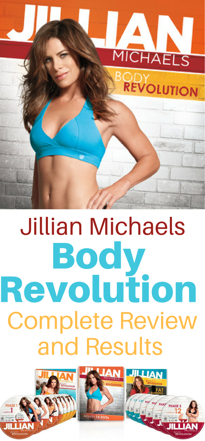 Jillian Michaels Body Revolution Full Review and Results