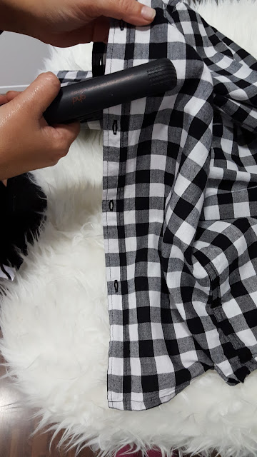 Seca y plancha tu ropa con las planchas del cabello