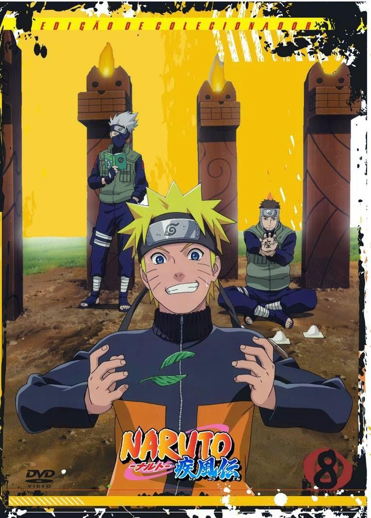 Arquivos Naruto Shippuden - The Séries Dubladas
