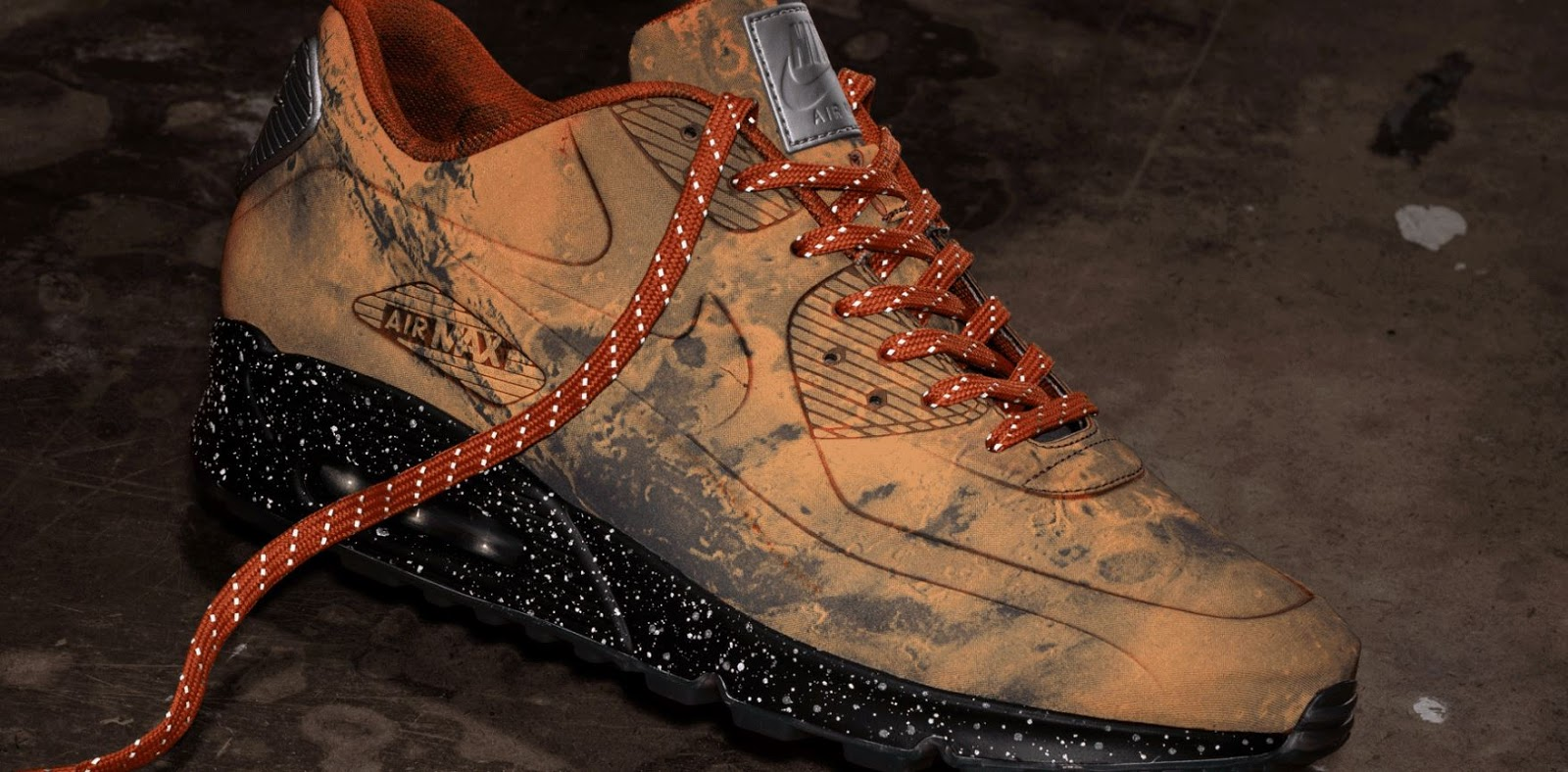 best sneakers 7a2ed b6e75 The new Nike Air Max 90  Mars Landing  Sneaker will be available today at  10am EST HERE at Nike. While celebrating the past, this special-edition Air  Max 90 ...