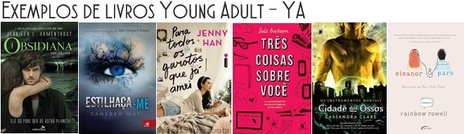 Livros de Young Adult