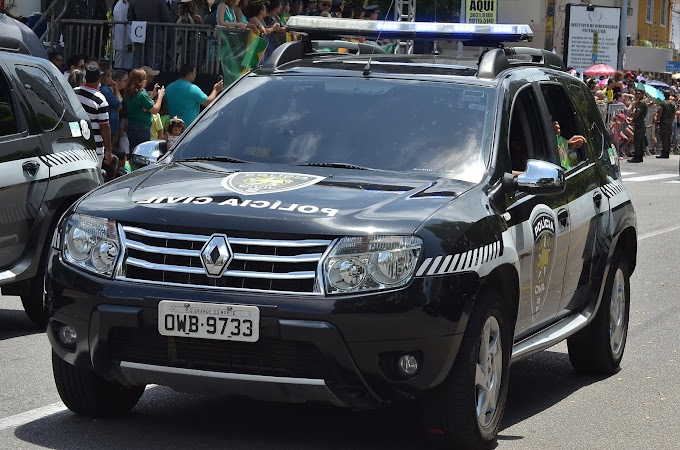 Polícias Civil e Militar prendem suspeito por participação em sequestro
