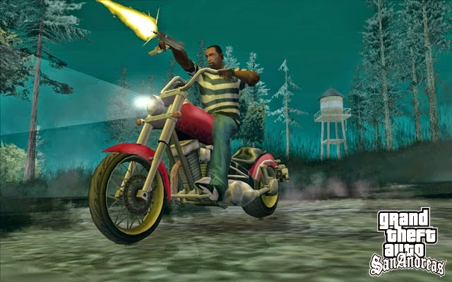 GTA San Andreas Full Version Gratis