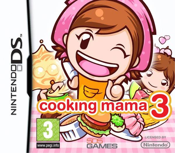 Download Cooking Mama 3