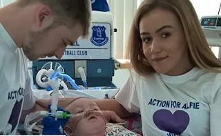 Alfie Evans and parents