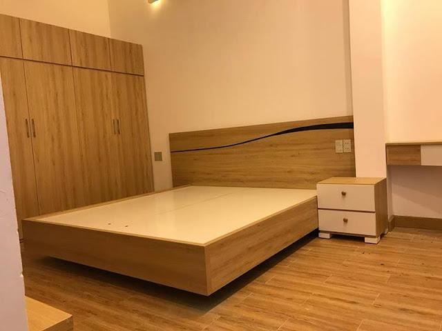 Thi Công nội thất gỗ Đà Nẵng - Thi Công sàn, nền phòng ngủ, bếp , phòng tắm