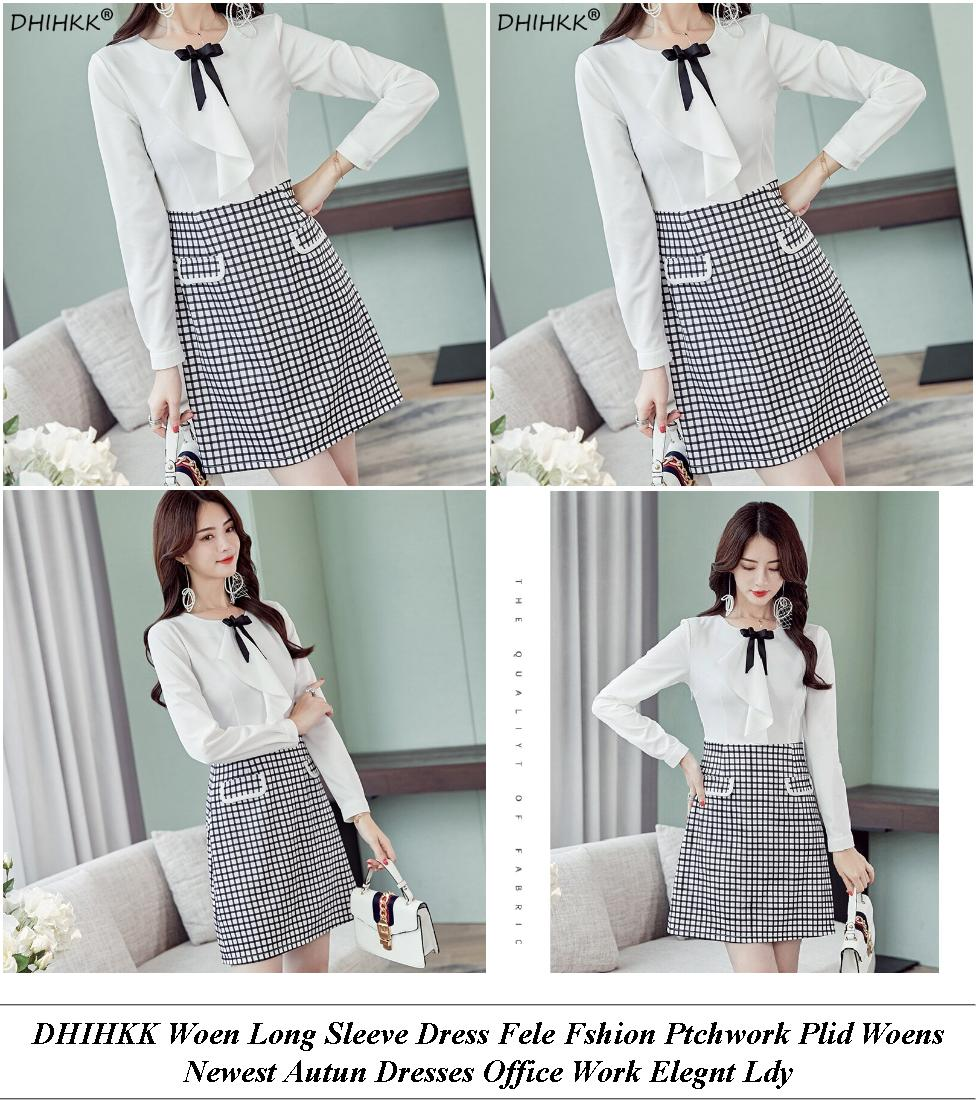 Petite Dresses - Cloth Sale - Denim Dress - Cheap Designer Clothes