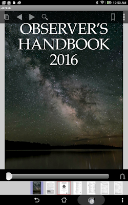 screen snapshot of Handbook on Android in Javelin