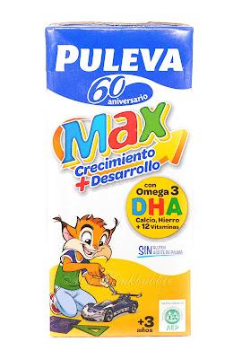 Puleva Max Omega 3