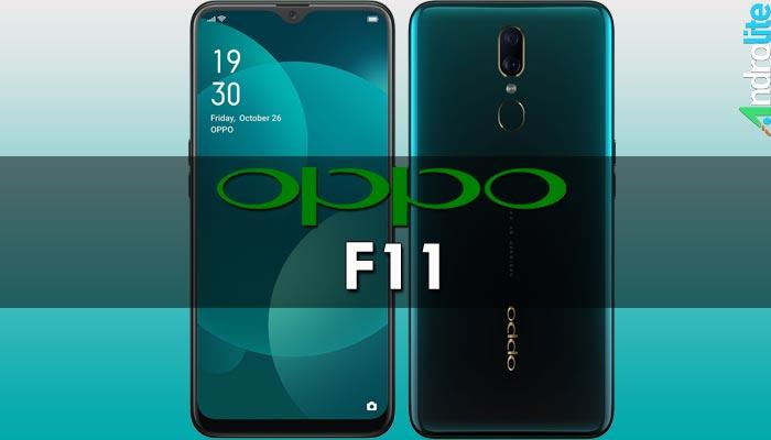 Harga Oppo F11 dan Spesifikasi Lengkap