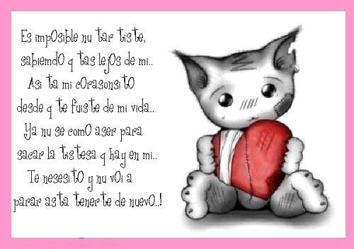Cartas De Amor Con Imagenes: IMAGENES Y FRASES DE AMOR: Imagen Con Poema De Amor