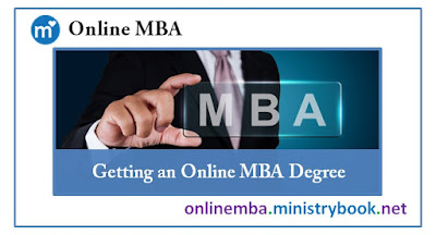Getting an Online MBA Degree