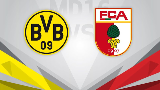 Borussia Dortmund vs Augsburg - Highlights & Full Match