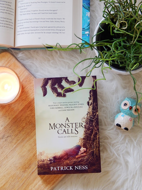 A Monster Calls No Spoiler Book Review | sprinkledpages