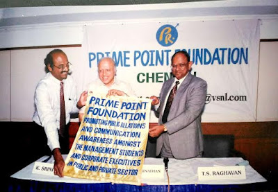 Prime Point Foundation launched by Dr M S Swaminathan