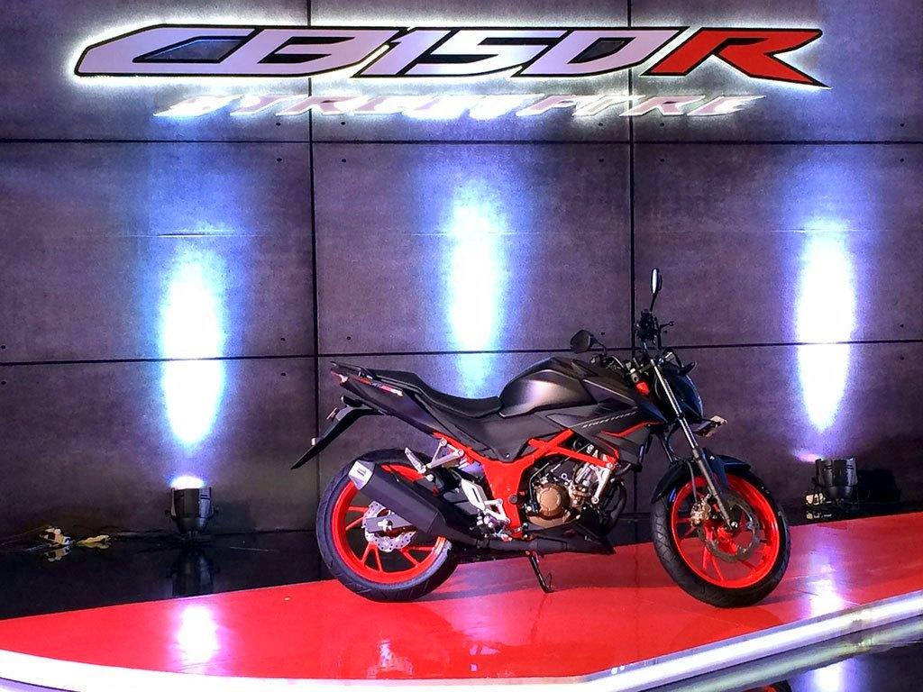 AHM Resmi Rilis All New Honda CB150R 2018 dengan bentuk yang semakin berisi !
