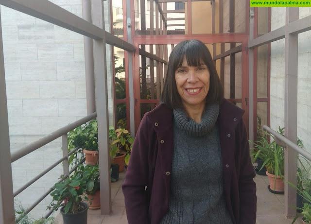 Jenny García encabezará la candidatura del PSOE en Tijarafe