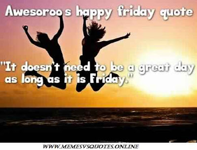Best Friday Quotes