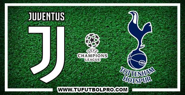 Ver Juventus vs Tottenham EN VIVO Por Internet Hoy 13 de febrero de 2018