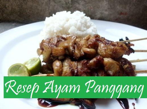 Resep Ayam Panggang Vegan