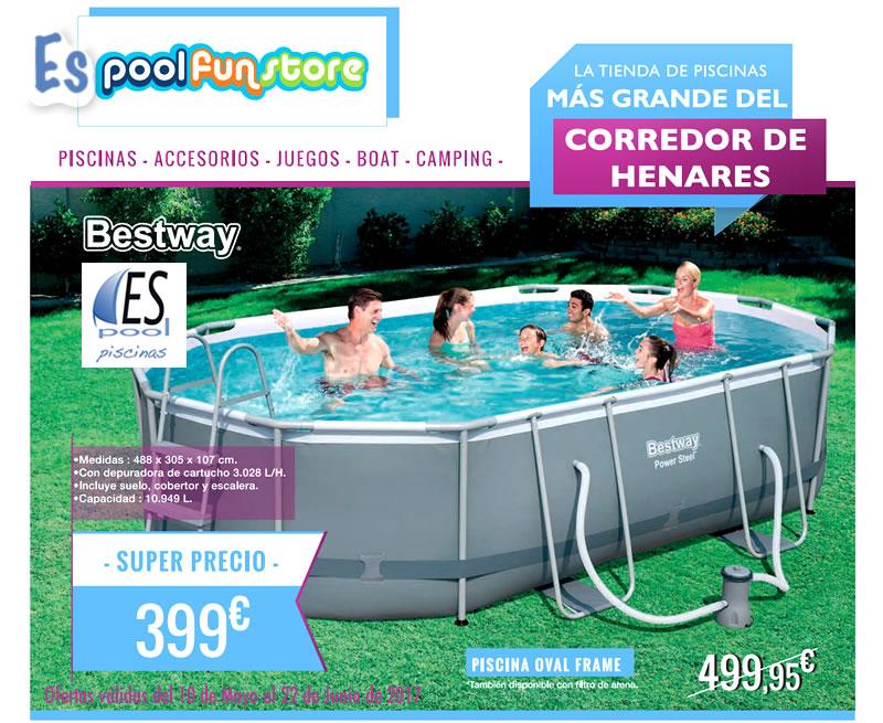 Dr espool blog de espool piscinas piscinas for Piscinas desmontables hinchables