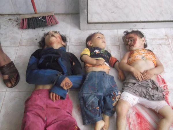 The Pessoptimist: Situation in Syria detoriates further ...