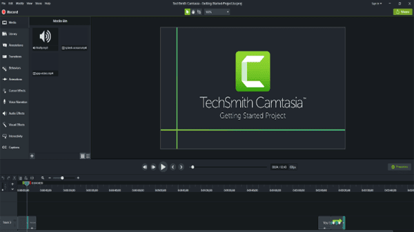 download and insttall camtasia studio  (review)