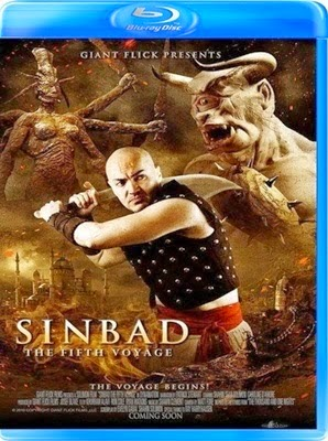 Sinbad The Fifth Voyage 2014 Dual Audio Hindi 480p BRRip 250MB
