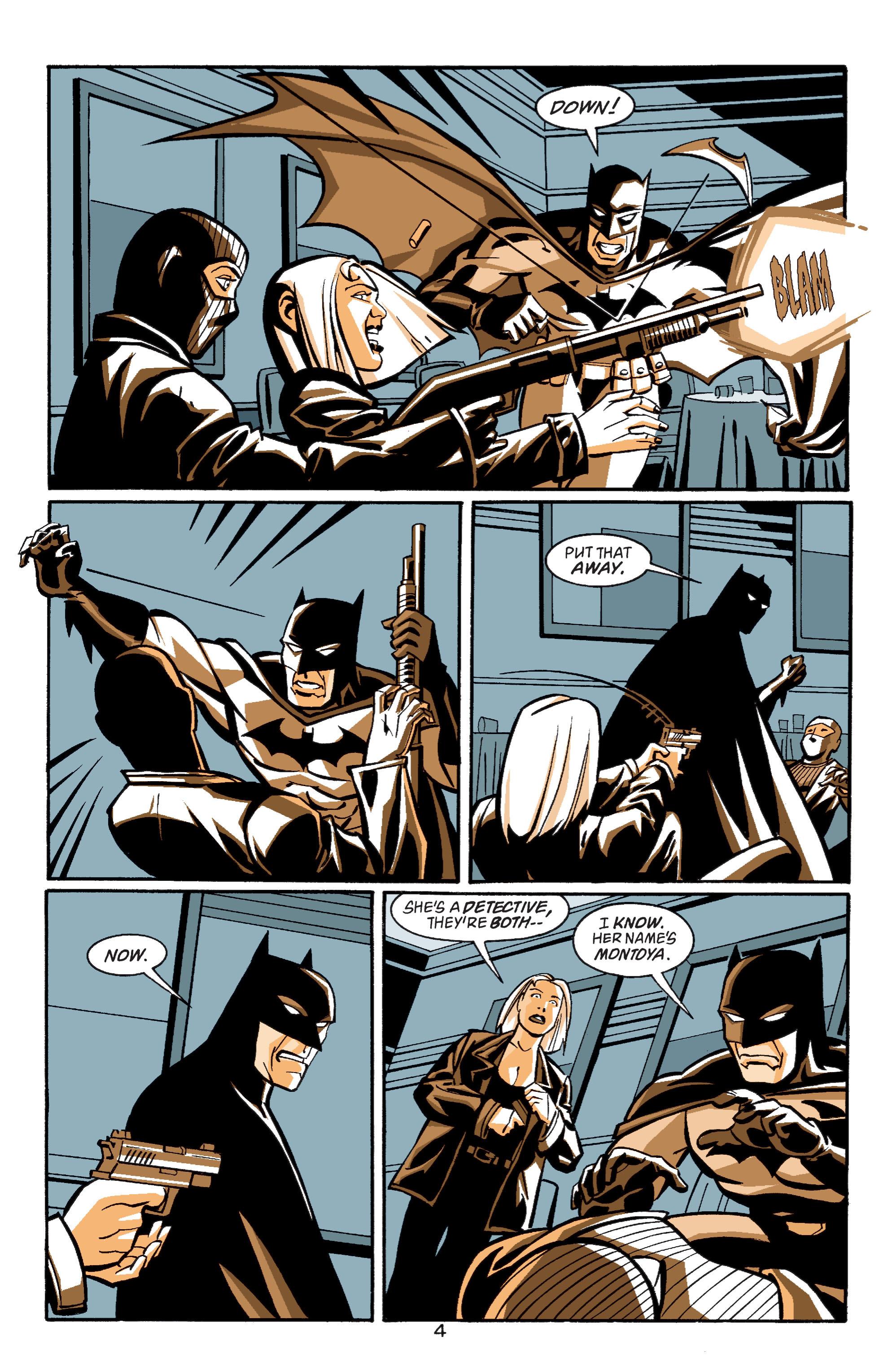 Detective Comics (1937) 759 Page 4
