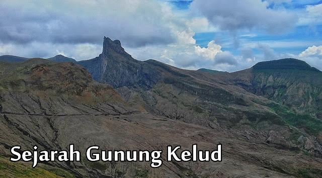 sejarah gunung kelud