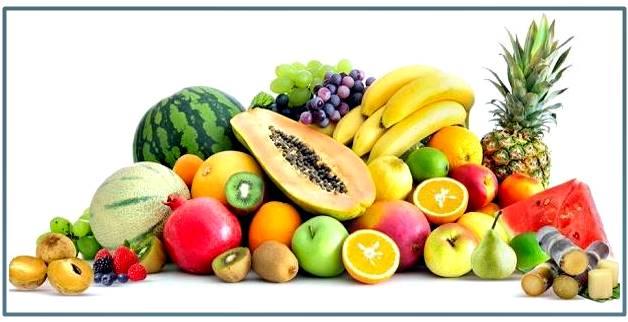 Las frutas te permiten bajar de peso de forma saludable