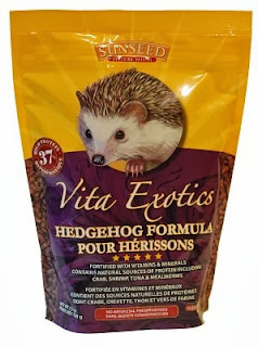 Hedgehog Food