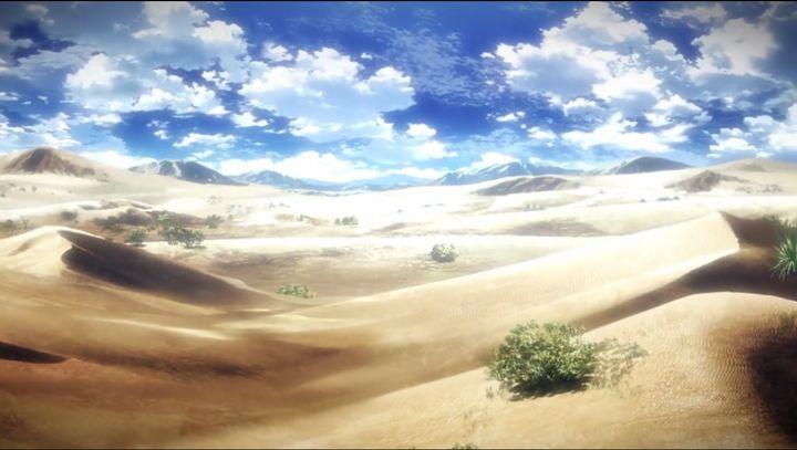Akankah Eren dan para pasukan pengintai bisa melihat dunia di luar dinding?