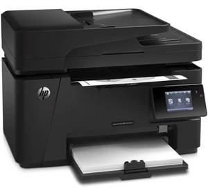 HP Laserjet m127fw