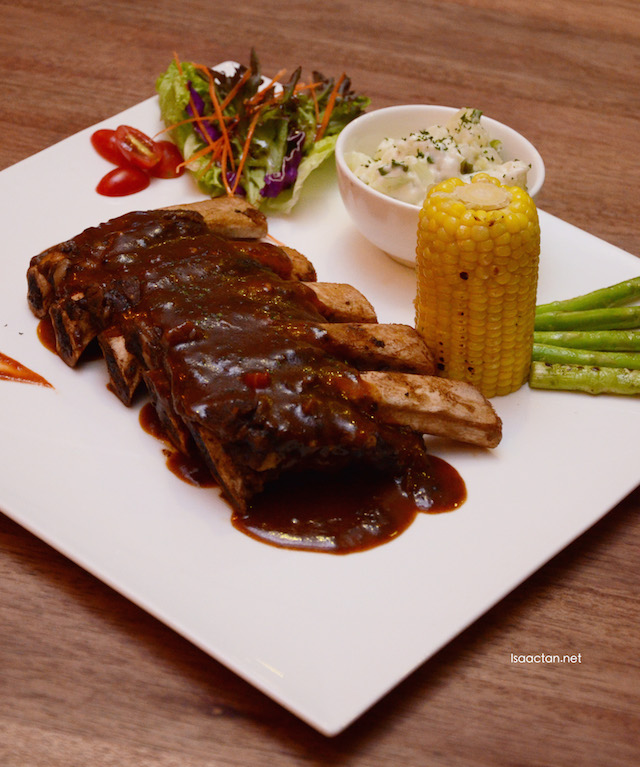 Chef's Special Beef Ribs - RM60