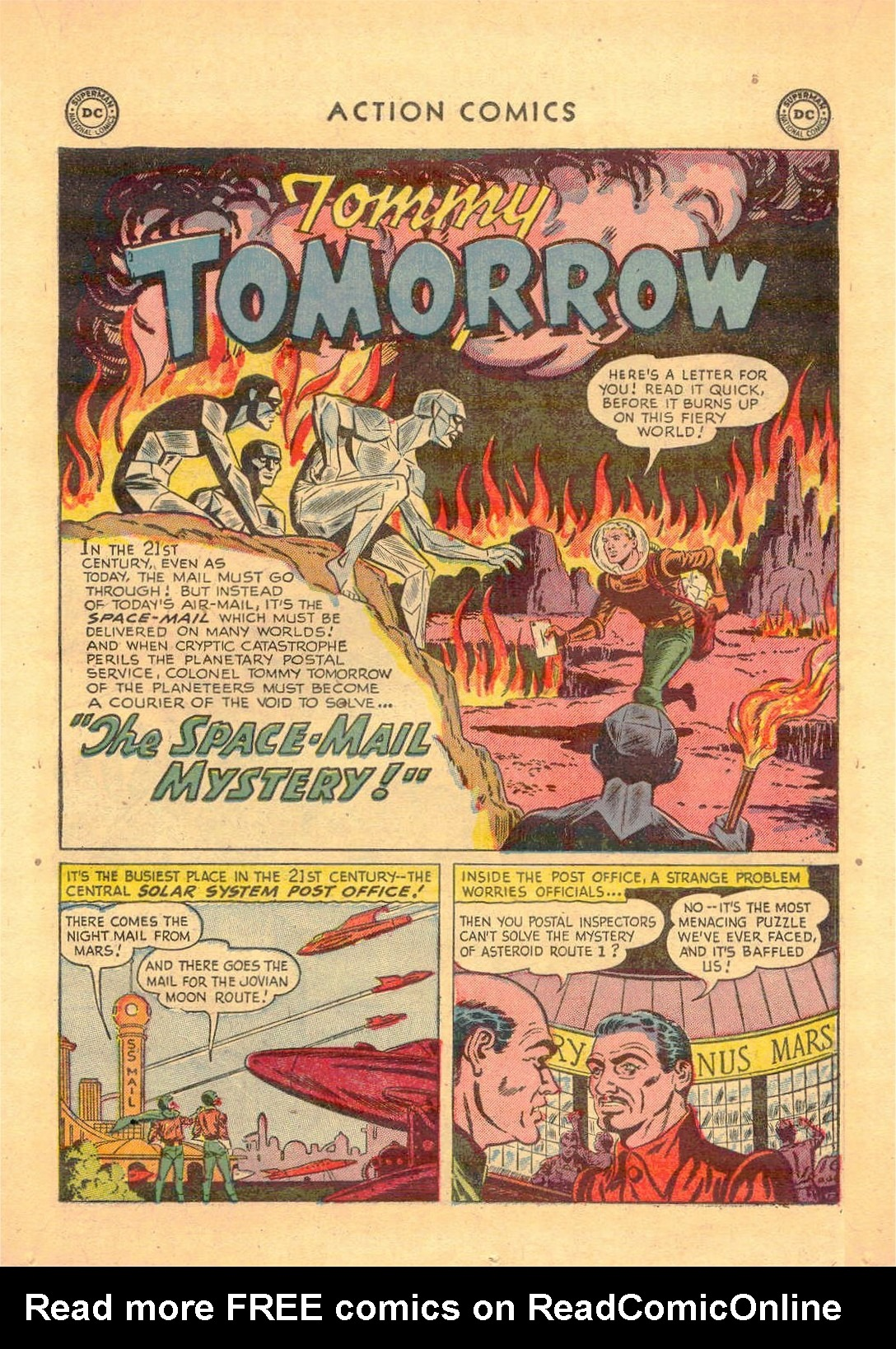 Read online Action Comics (1938) comic -  Issue #181 - 24