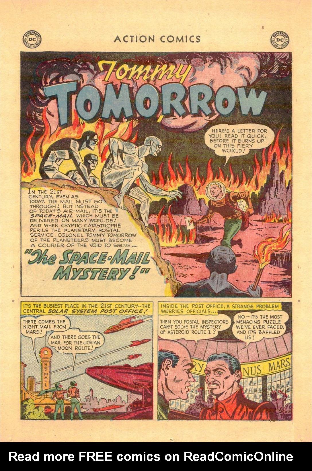 Action Comics (1938) 181 Page 23