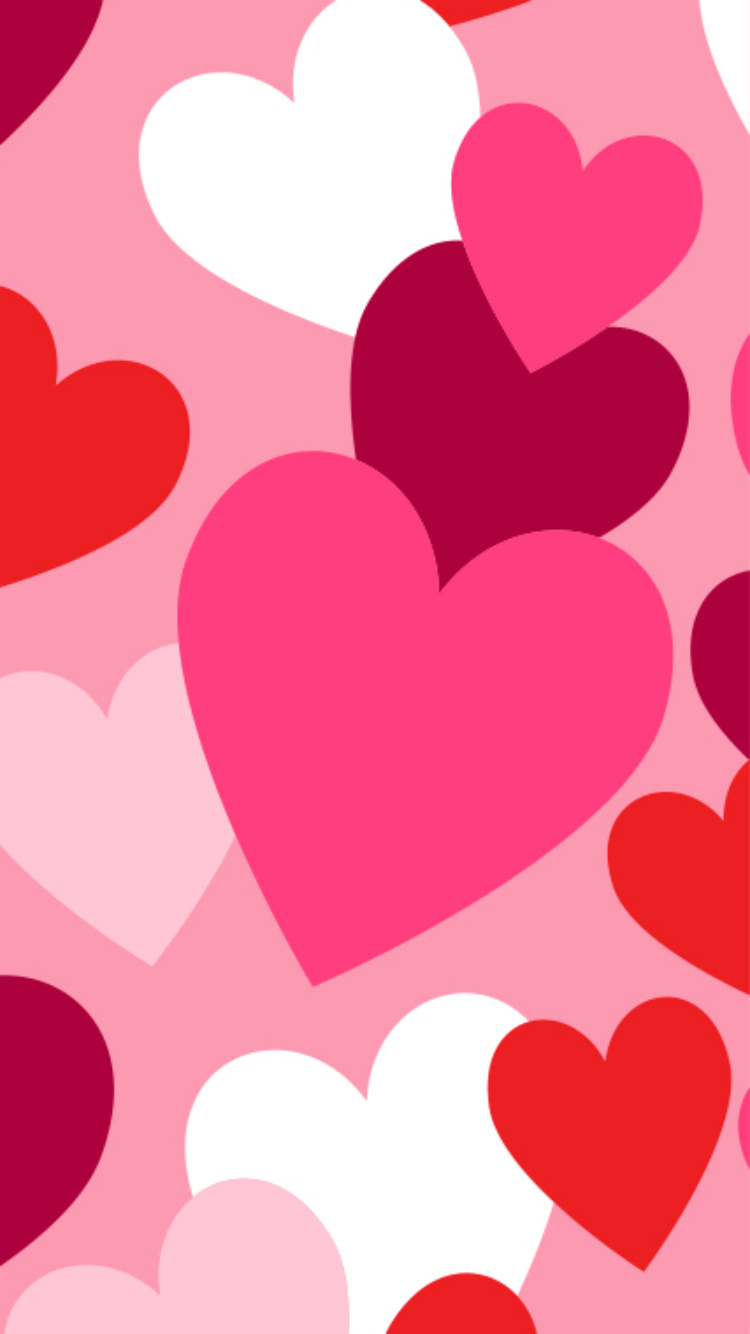 Free iPhone Valentine's Day Wallpaper • The Naptime Reviewer