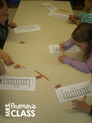 Kindergarten Yahtzee- a fun way to practice addition! Check post for how to play & the free download.
