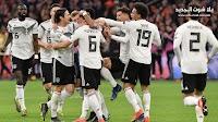 المانيا يتغلب على منتخب بيلاروسيا في منافسات التصفيات المؤهلة ليورو 2020