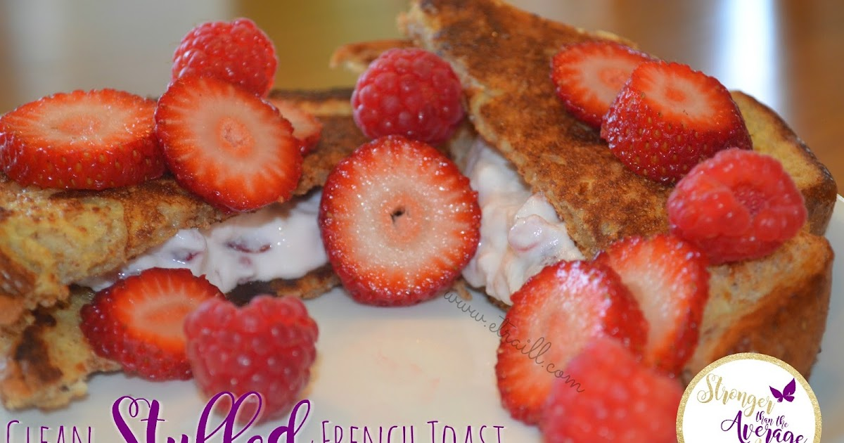Lemon Vw Ad >> Stronger than the Average Mom: Berry Stuffed French Toast