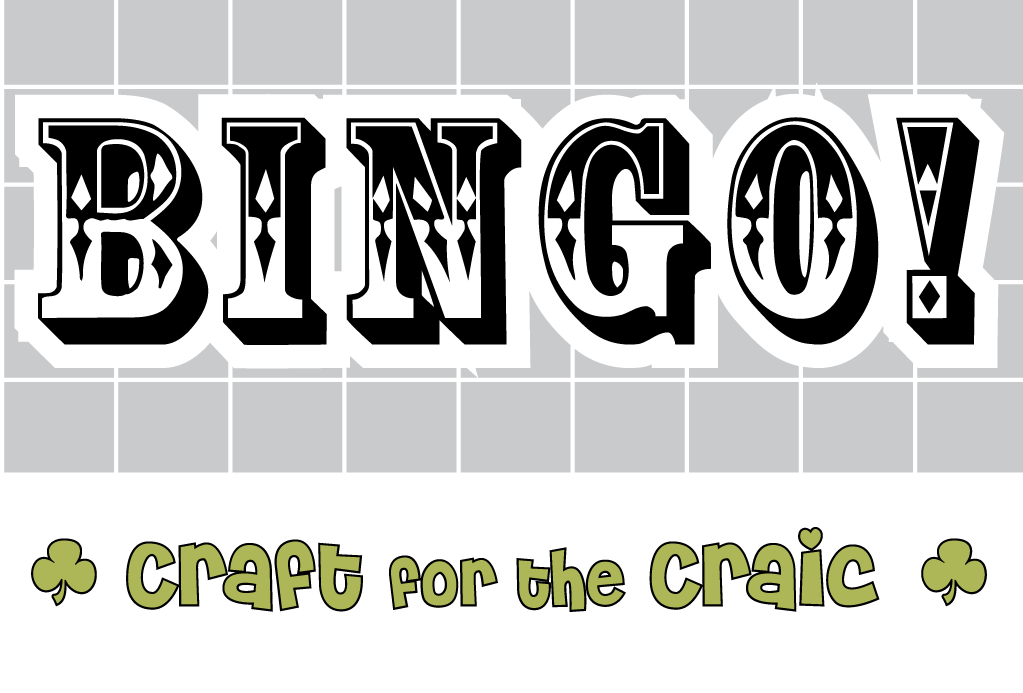 http://craftforthecraic.blogspot.ie/2015/03/challenge-14-bingo.html