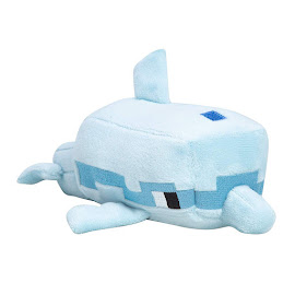 Minecraft Dolphin Plush