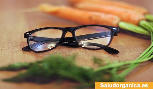 10 alimentos para mejorar su visión y proteger sus ojos de las cataratas y glaucoma