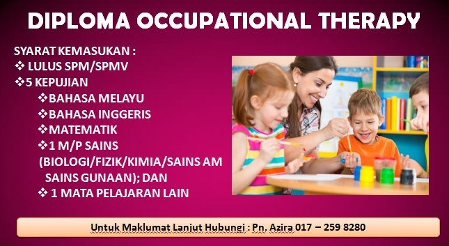 Diploma Occupational Therapy