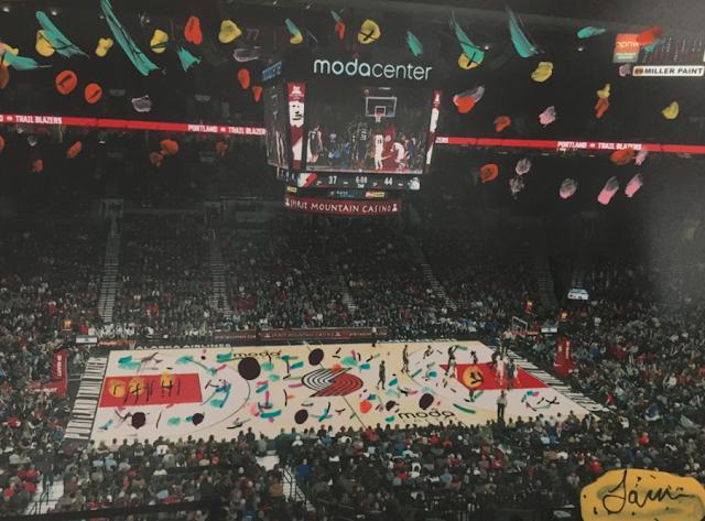 2017 | Justin Lacche | Portland Trail Blazers