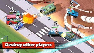 Crash Of Cars Mod Apk Latest